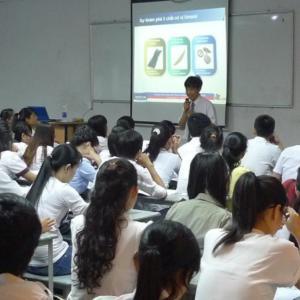 """Lớp huấn luyện """"xu hướng phát triển gia vị trên thế giới"""" cho sinh viên công nghệ thực phẩm"""